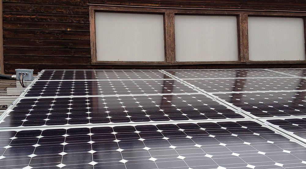 alberta solar panel